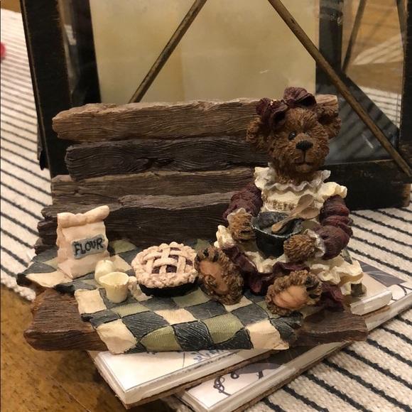 BOYD'S BEAR Sweetie Pie's Recipe for Friendship